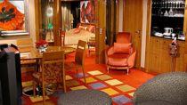 Owner's suite con dos balcones
