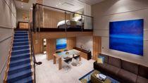 Suite Sky Loft avec balcon