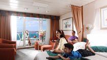 Junior suite familiare con Balcone