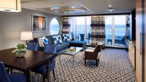 Owner suite con Balcone
