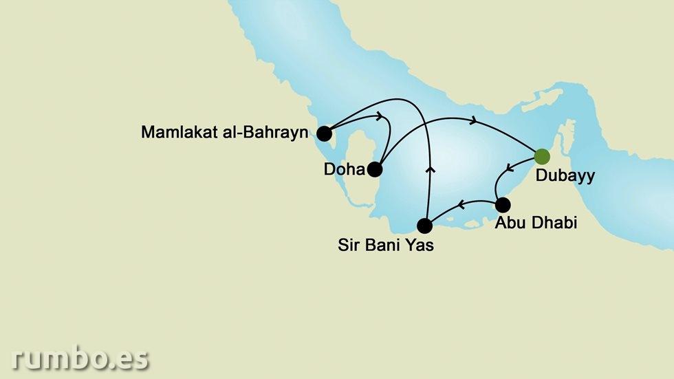 DUBÁI Y EMIRATOS ÁRABES desde Dubái