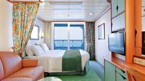 Cabine De Luxe avec balcon et Vue sur la Mer