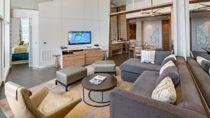 Owner's Loft Suite con balcón