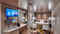 Msc Yacht Club Interior suite