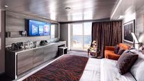 Msc Yacht Club Deluxe suite