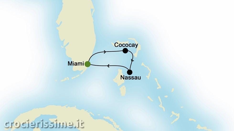 BAHAMAS da Miami