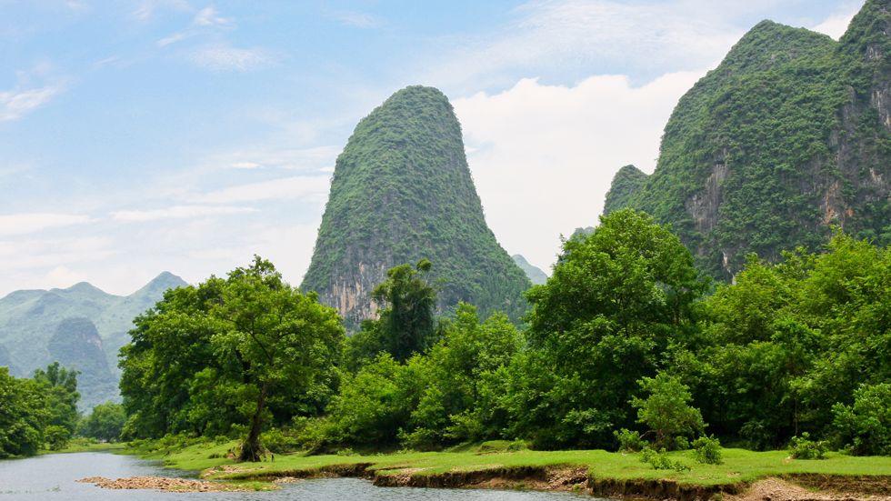 Croisières Chine