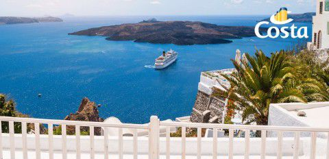 Costa Îles grecques été 2021