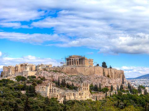 Croisière de luxe Îles Grecques