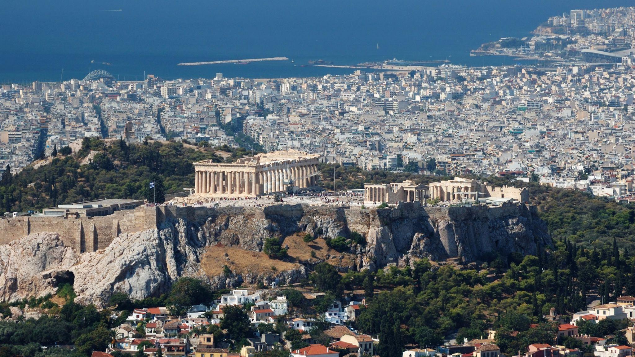 Le Pirée - Athènes