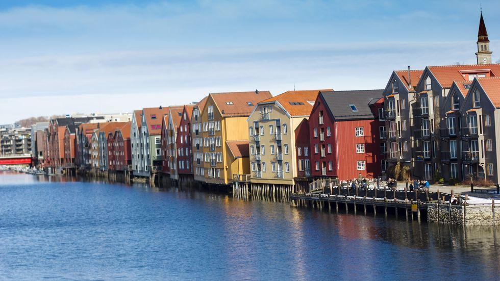 Crociere Trondheim