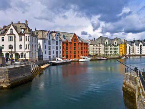 croisière croisière fjords de norvège - ms rotterdam - holland