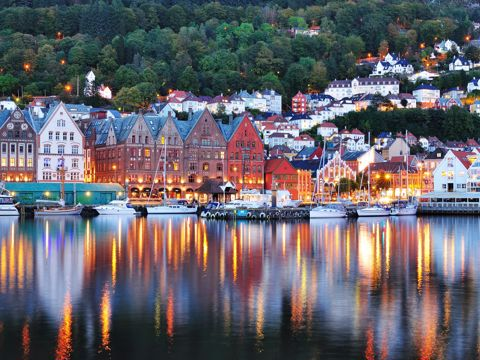Crociera Fiordi Norvegesi e Capo Nord da Bergen a Kirkenes