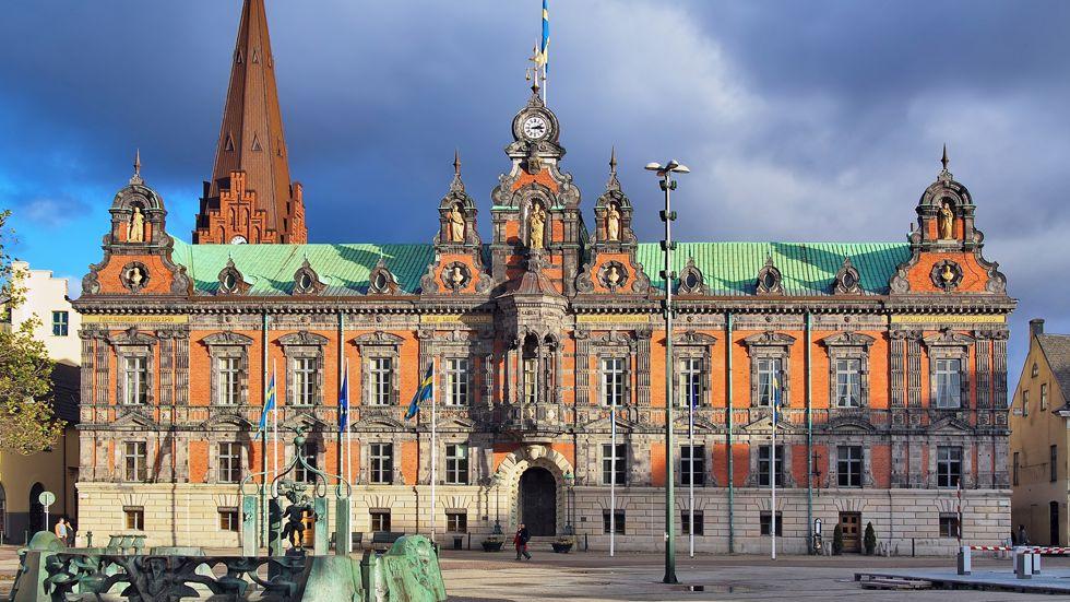 Cruceros Malmö, Suecia