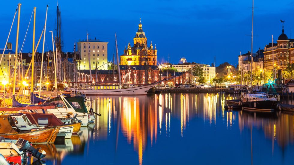 Crociere Helsinki
