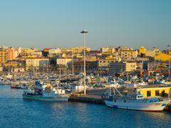 Cruceros Porto Torres