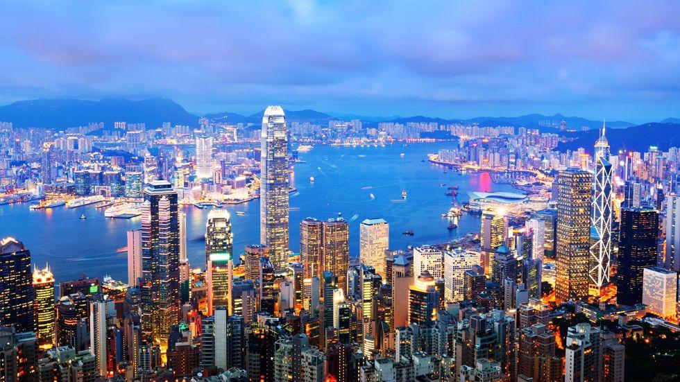 Cruceros Hong Kong