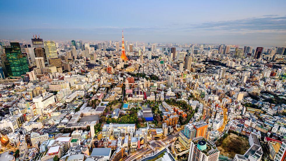 Crociere Tokyo