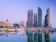Croisières Busan, Corée du Sud