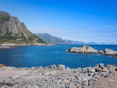 Croisières Leknes Isole Lofoten
