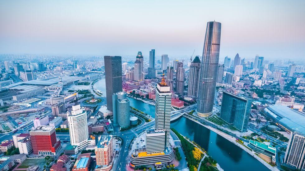 Crociere Tianjin