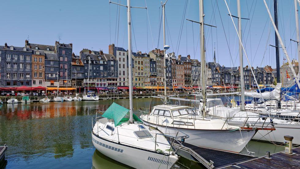 Cruceros Honfleur