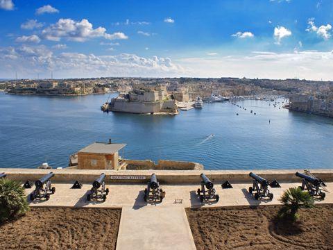 Crociera da La Valletta a Civitavecchia