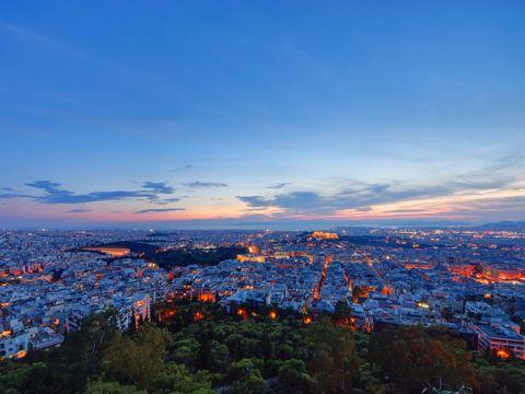 Croisière de luxe d'Athènes à Civitavecchia