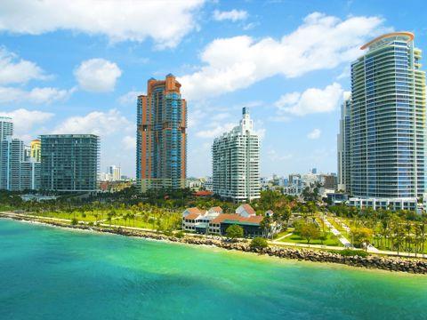Crucero de lujo de Miami a Lima