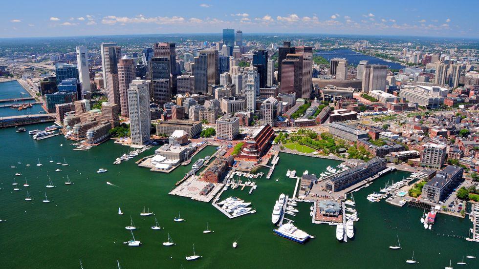 Crociere Boston, Massachussets USA