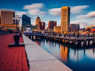 Crociere Baltimore, Maryland