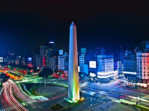 Crucero de lujo nochevieja Sudamérica