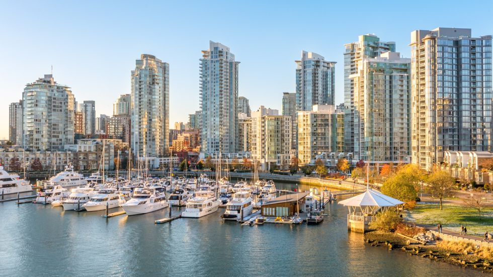 Crociere Vancouver