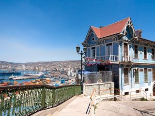 Cruceros Valparaíso