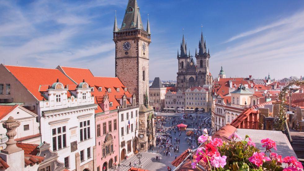 Crociere Praga