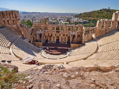Croisière d'Athènes (Le Pirée) à Monte Carlo