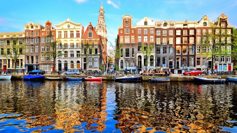 Cruceros Ámsterdam