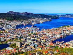 Cruceros Bergen
