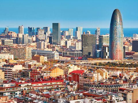 Crociera Mediterraneo e Atlantico da Barcellona a Civitavecchia