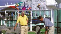 Golf et aire de sport