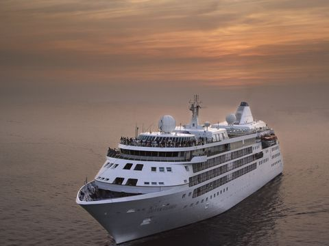 Crucero de Amsterdam a Dublín