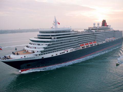Crucero Cunard Alaska