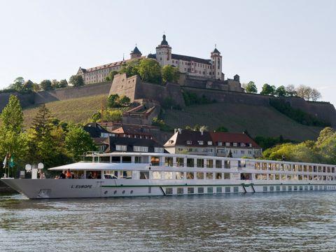Crucero por el Rin de Ámsterdam a Estrasburgo
