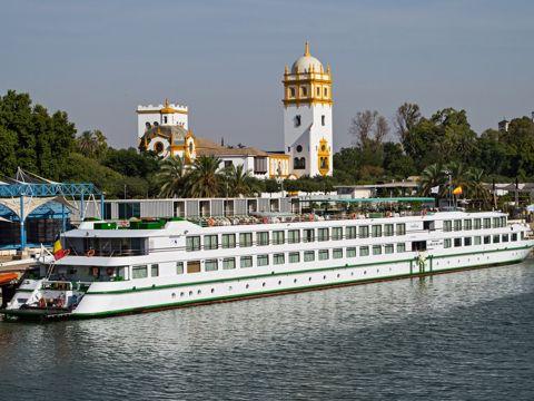 Crucero Guadalquivir de Sevilla