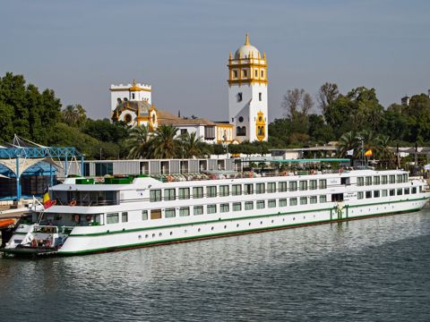 Crucero fluvial Andalucía