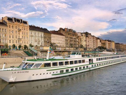 Crucero por el Rin de Estrasburgo