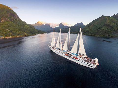 Crucero Wind Spirit Polinesia Francesa 7 noches