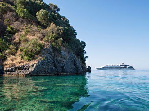Crucero Ponant Mediterráneo