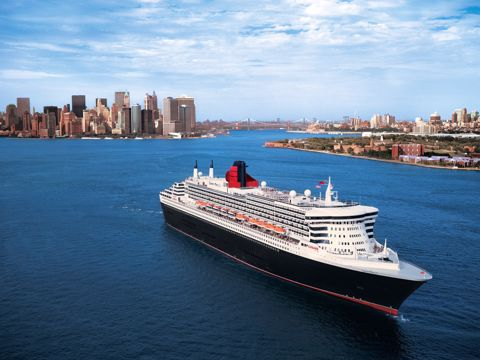 Crociera Cunard da Amburgo a New York