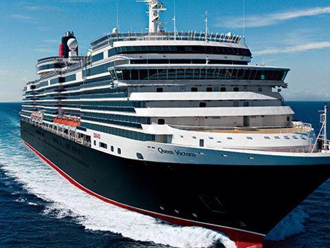 Crucero Cunard Islandia y Reino Unido